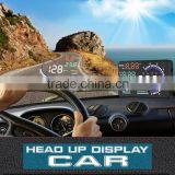 Universal OBD2 Hud Car Head Up Display System Fuel Consumption vehicle-Mounted OBD II HUD