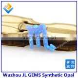 Wholesale 13mm Scorpio Horoscopes Opal Charm/Pendant With Synthetic Fire Opal Gemstone For Jewelry Making