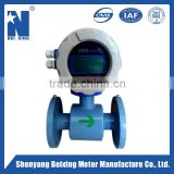 SNSD Intelligent electromagnetic flow meter for sewage or dirty water