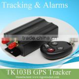 High quality GPS vehicle tracking systems TK108B real time tracking vehicle tracking system