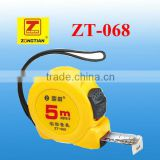 plastic Case Measuring Tape 5m,funny measure tape,3m 5m 7.54m 10m tape measure with your logo