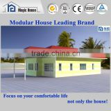 Cheap Low cost eco Prefab Home Steel Frame Modular kit House/home