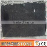 Imperial Black Galaxy Granite Slabs