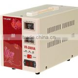 Single phase ac synchronous induction voltage stabilizer motor