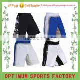 Customize various high quality MMA shorts