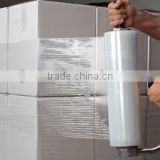 PE Material and Cling Film Usage pallet wrap                                                                         Quality Choice