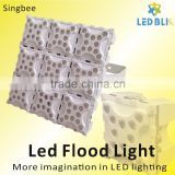 new design led block light outdoor led flood light for outdoor lighting with low price and perfect lighting effect