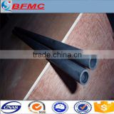 Extruded high temperature High Purity Graphite Tube for SiC coating / graphite furnace tube