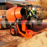 TOBEMAC concrete pump mixer truck with CE                                                                                                         Supplier's Choice