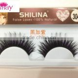 10 Pairs/box Thick Long False Eyelashes Mink Eyelashes Natural False Eyelashes Makeup ZX:242