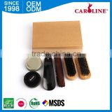 Advantage Price Leather Design Hotel Shoe Polish Kit Care Set Manufacturer                                                                         Quality Choice