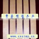 curved wood slat bed slat