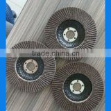 coated abrasive emery cloth polishing wheel flap disc