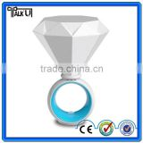 New Diamond ring night lamp/ LED Light up Diamond Ring Shaped USB Lamp/ LED ABS Diamond ring lamp