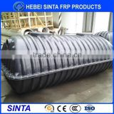 1m3 PE septic tank for residential use