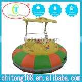 Adults And Children Electric Laser Bumper Boat On Hot Sale                                                                         Quality Choice