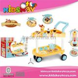 2015 new product DIY cake party car kitchen set preschool educational toys pretend play