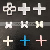 PE Tile Cross with Free Shipping Service