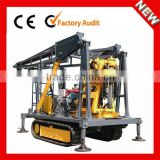 ZOONYEE 30-600m depth multi-function powerful crawler geotechnical investigation drill rig with hydraulic drilling tower