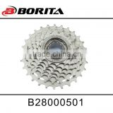 Borita Supply Low Price 7 speed 13-28T freewheel
