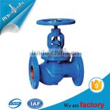 Medium Pressure and Control Structure Globe control valve