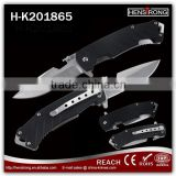 New Arrival Survival Folding Knife with Bottle opener