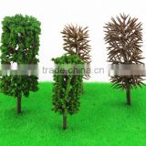 2015 new, Scale models, family model tree,Ho scale model train layout tree, large plastic trees,MT-27