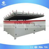 High Quality Semi Automatic 2200*2200mm Oil Heating Vacuum pump absorbing Solar Panel Laminating Machine Price