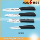 China Supplier High Quality Black Ceramic Knife Set