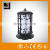 pl 2072 pwm solar light parts charge controller pillar light for parks gardens hotels walls villas