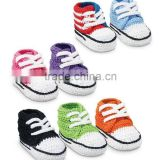 Handmade Crochet knitted baby Slippers Sneakers Booties                                                                         Quality Choice