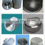 Carbon steel cap/Forged Pipe fittings/butt welded end cap