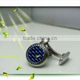 China Wholesale Fashion Jewellery Fabric Knot Cufflinks in 2013