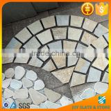 Natural stone mosaic paving backsplash tile mosaic tiles kitchen flooring