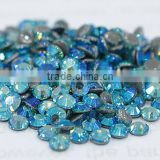Zhuoyue Alibaba China Website High Quality Copy Austrian MC Light Sky Blue AB Stones For Hair Accessories
