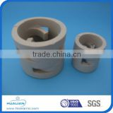 Ceramic Pall Rings Packing for Industrial Tower