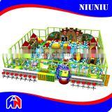 CE And Trade Assurance Approved Factory Direct Sale Amusement Equipment Fun Indoor Playground