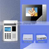Video door phone system for multi-apartments building