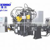 For Power transmission tower --CNC angle Line marking punching shearing machine APL-1412
