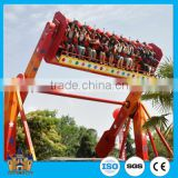 [direct manufacturer] amusement park games rides space travel / top spin rides / fun center equipment