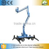 2015 made in china hot selling spider boom lift for sale