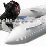 CE inflatable aluminum rowing sports boat