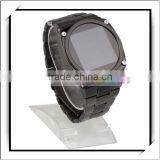 1.6 Inch LCD Touch Screen Hand Watch Mobile Phone With Bluetooth Camera