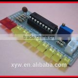 New Audio LM3915 Level Indicator Electronic Production Suite DIY Kit Part Components