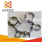 rigging marine hardware stainless steel anchor bow shackle