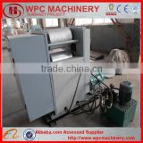 High Output Energy Saving WPC Plastic Wood Embossing Machine