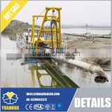 Water Injection Jet suction dredger