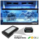 ce & rohs approved marine aquarium led lights 55x3watt