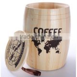 Wooden Material and Beer Usage decorative mini wooden barrels