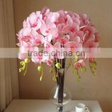 Artificial Orchids Wholesale With 8-9 Flowers In One Stem